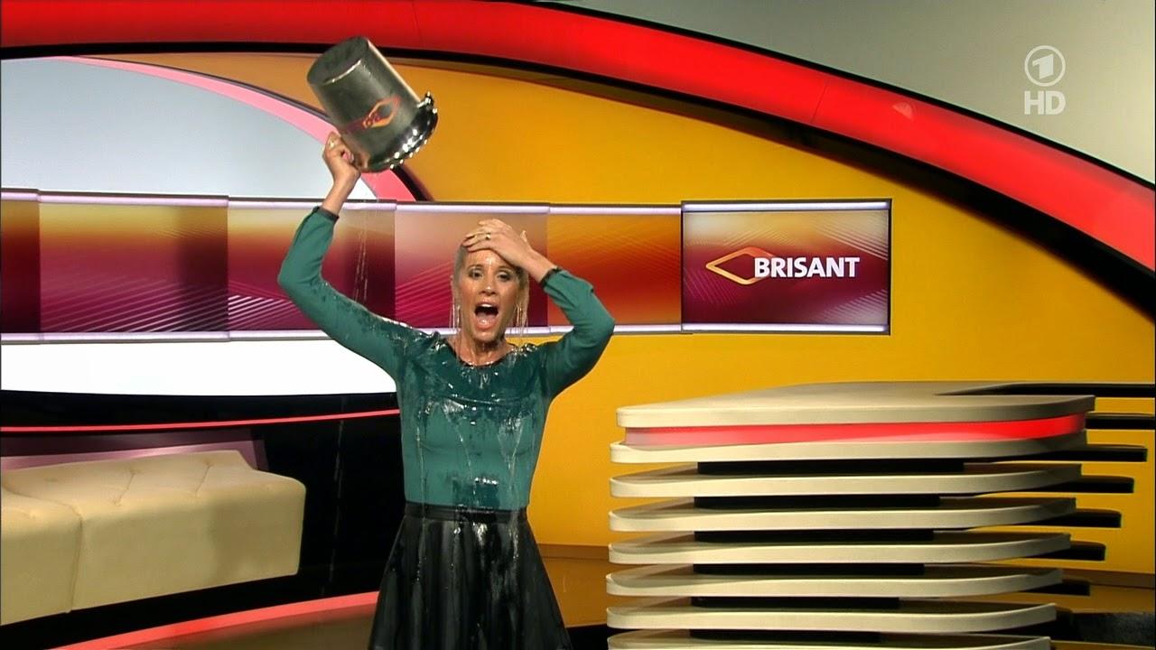 "Mareile Höppner TV Moderatorin: ""Ice Bucket Challenge"" mit ..."