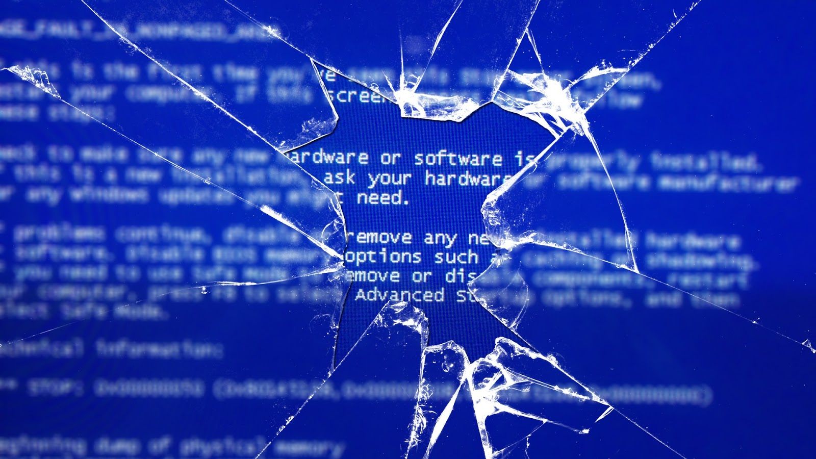 Epic Windows Wallpaper Epic Windows Bsod Broken
