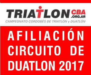 AFILIACION DUATLON 2017