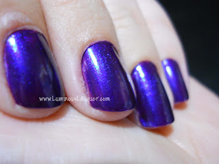 China Glaze - Bizarre Blurple
