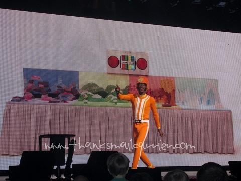 Yo Gabba Gabba DJ Lance
