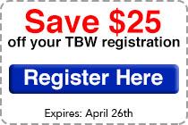#TBW Blog Workshop