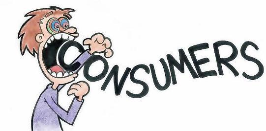 Consumers!