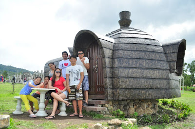 Hobbit House in Campuestohan