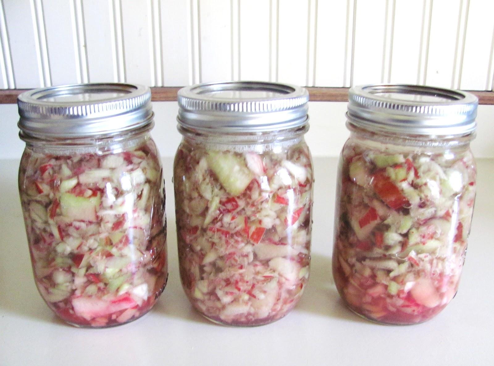 how to make rhubarb infused vodka