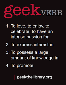 Geek the Library