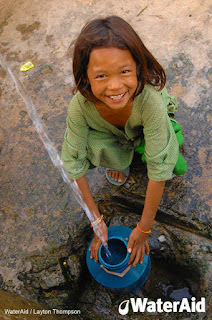 WaterAid agua para todos #GlobalTeamof200 #SocialGoodMoms Estilo Familiar