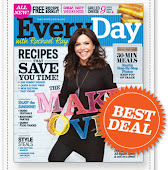 Rachael Ray -My guilty obsession:)
