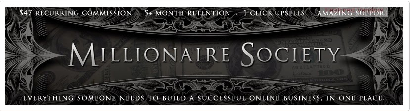 Millionaire Society - Online Training for Success!
