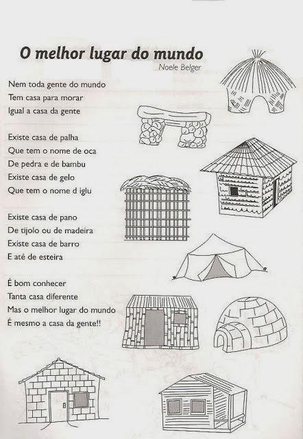 Tipos de Casas - Modelos de Casas - O Melhor Lugar do Mundo