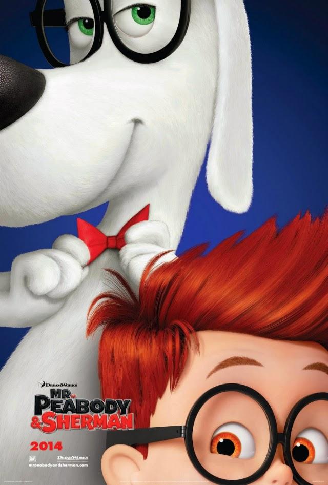 Mr. Peabody & Sherman (Las aventuras de Peabody y Sherman) - Solo Full Películas