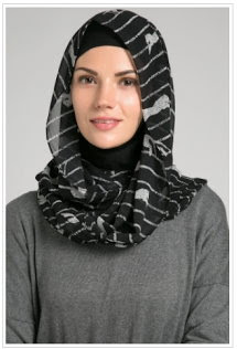 Gambar Hijab Modern Untuk Kuliah Terpopuler