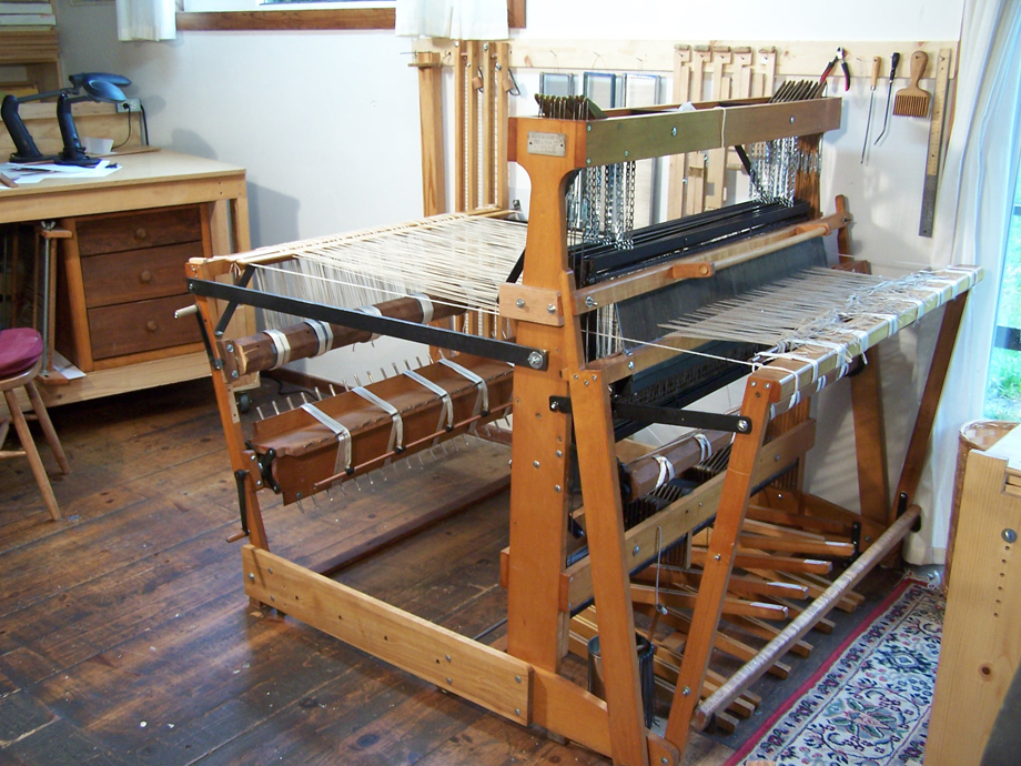 4 Harness Weaving Looms 4 Get Free Image About Wiring