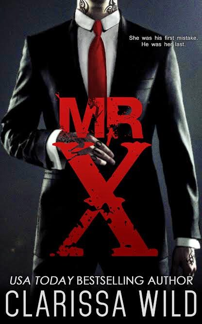 Mr. X by Clarissa Wild Release Day