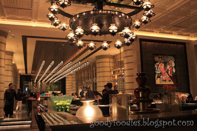 GoodyFoodies: Delightful buffet @ Mosaic, Mandarin Oriental KL
