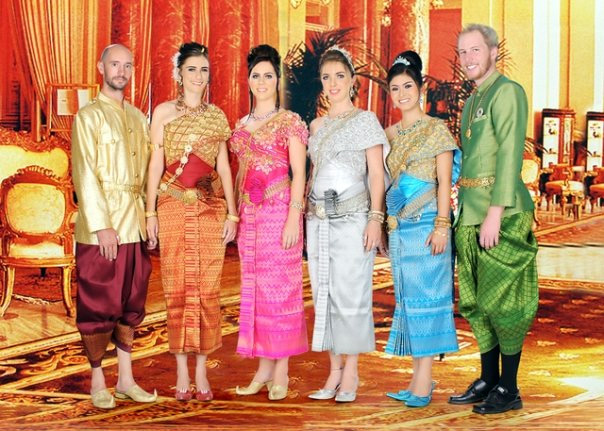 Cambodia Dress: Khmer Traditional Dress