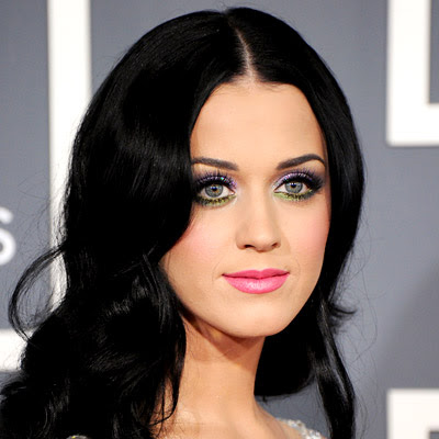 katy perry makeup. I loved Katy Perry#39;s two-toned