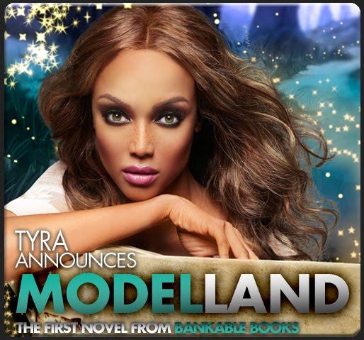 Tyra Banks Modelland: Chick Litaholic: Celebrity Book News: Tyra Banks And Tess Daly