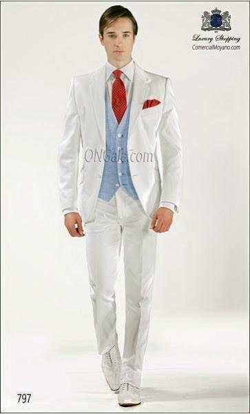 Las cosas de alberto mestre bodas boho chic ninfas y elfos for Trajes de novio blanco para boda