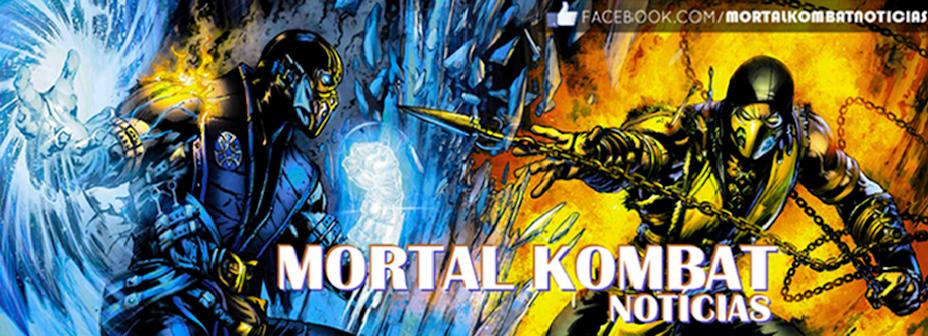 Mortal Kombat Notícias