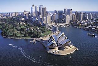 Opera House Interior Sydney Australia