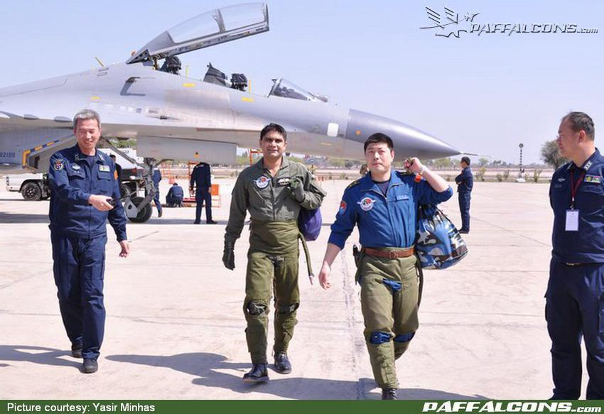 Pakistan+air+force+China+PAF+PLAAF+Su-30