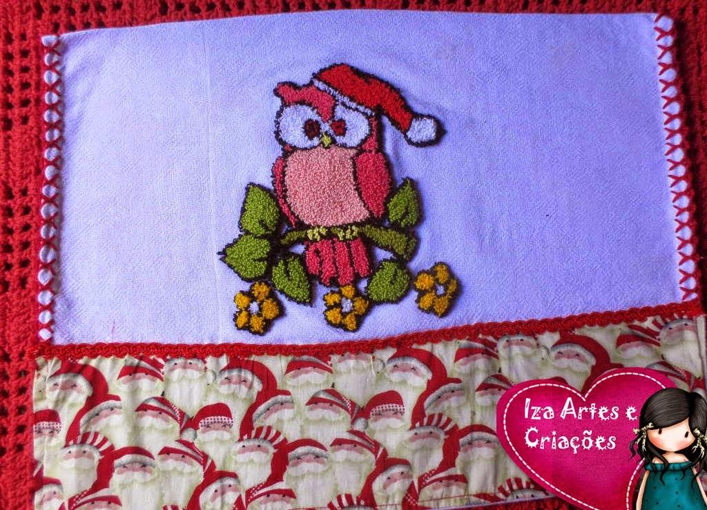 http://izaartesecriacoes.blogspot.com.br/2014/11/pano-de-prato-em-ponto-russo_28.html