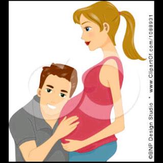 Dp bbm Ibu wanita hamil dan suami