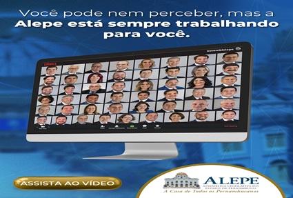 ASSEMBLÉIA LEGISLATIVA DE PERNAMBUCO