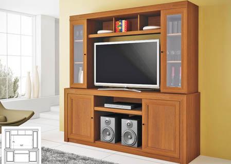Muebles para el televisor auto design tech - Muebles para televisores ...