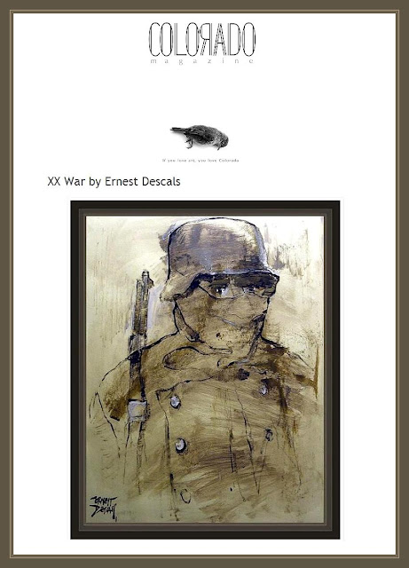 WW2-SOLDIERS-SOLDADOS-ART-ARTE-PINTURA-PAINTINGS-ERNEST DESCALS