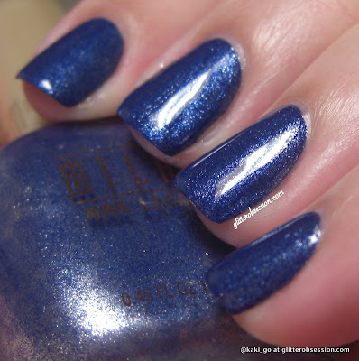 Milani Sail Away swatch