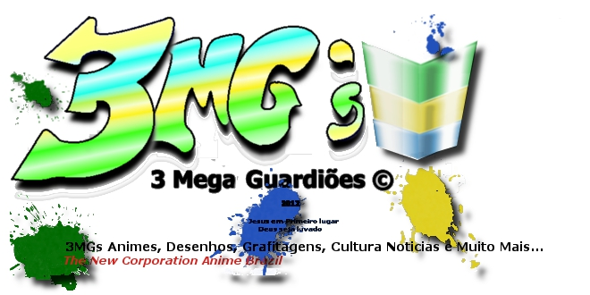3MG's Anime Brazil  3Mega Guardiões Ultimate