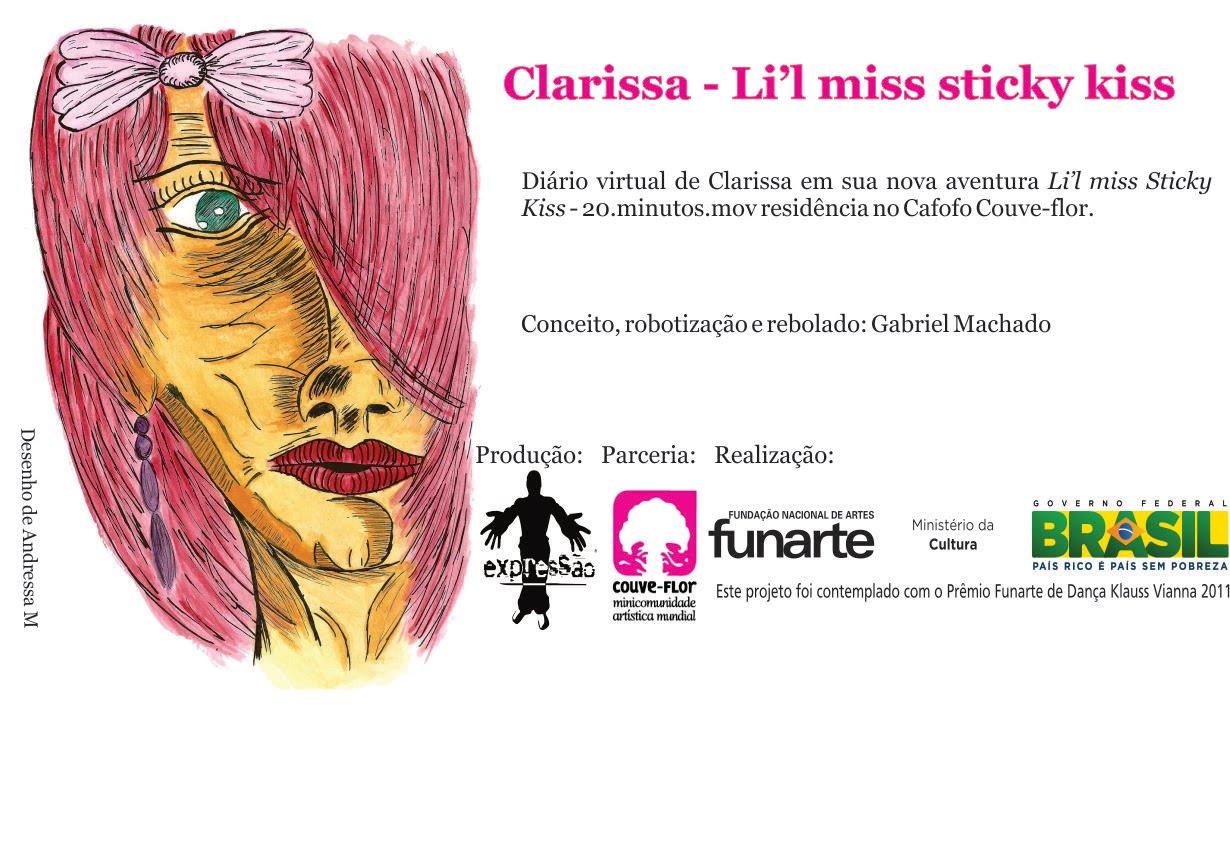 Clarissa Sticky Kiss