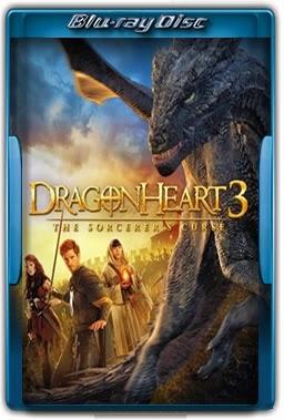 Coração de Dragão 3 – A Maldição do Feiticeiro Torrent Dublado