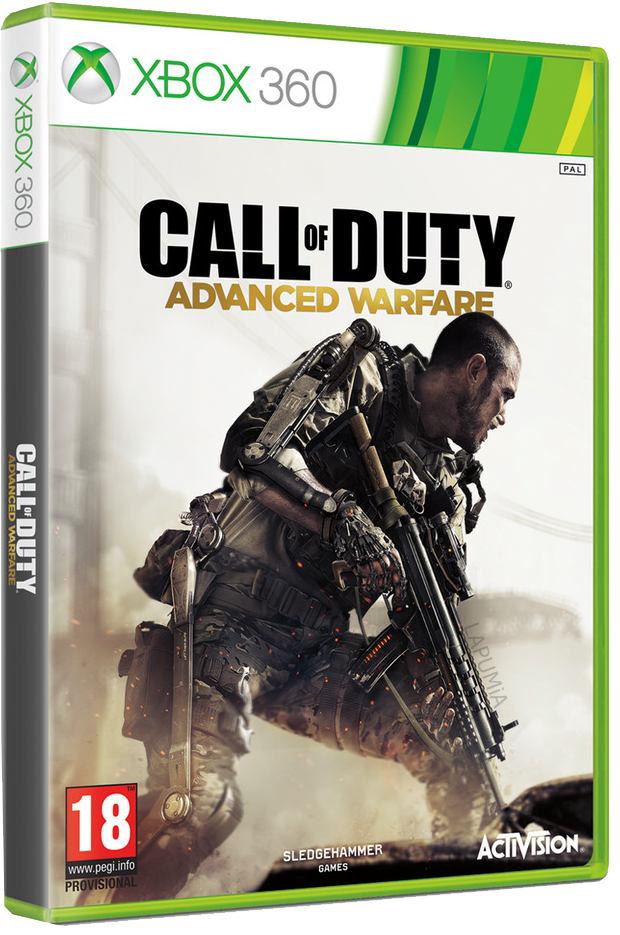 Call of Duty Advanced Warfare XBOX 360 Torrent