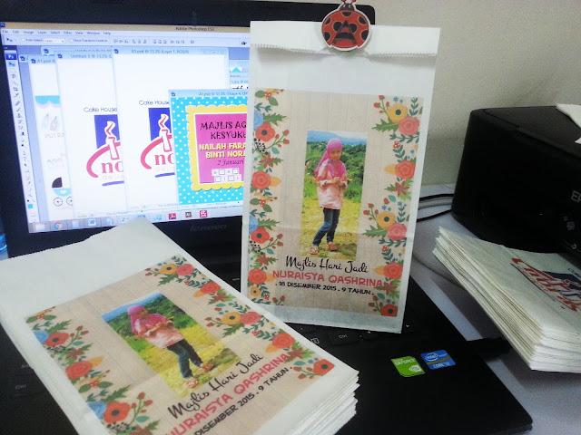 tempah paper bag