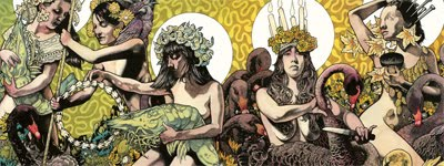 BARONESS – Yellow & Green - 4 / 5