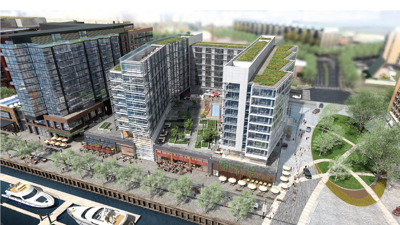 Jbg Will Come Before Anc 6d At Their February 11 Meeting To Present Plans For The Two Hotels Proposed Parcel 5 Of Wharf These Are Part