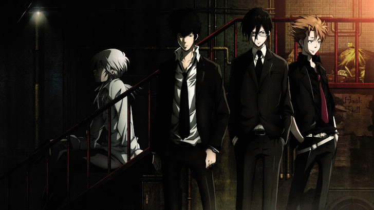Psycho Pass Anime Full