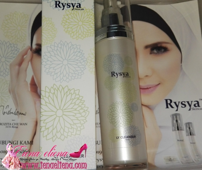 LY Facial Cleanser / Pencuci Muka LY