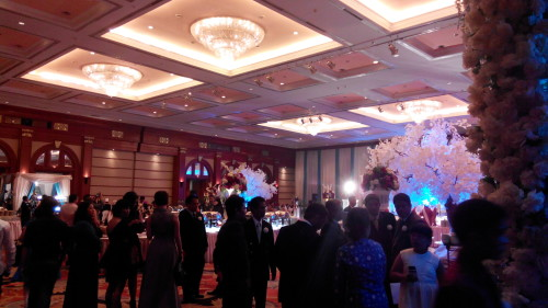 Gedung bppt thamrin wedding