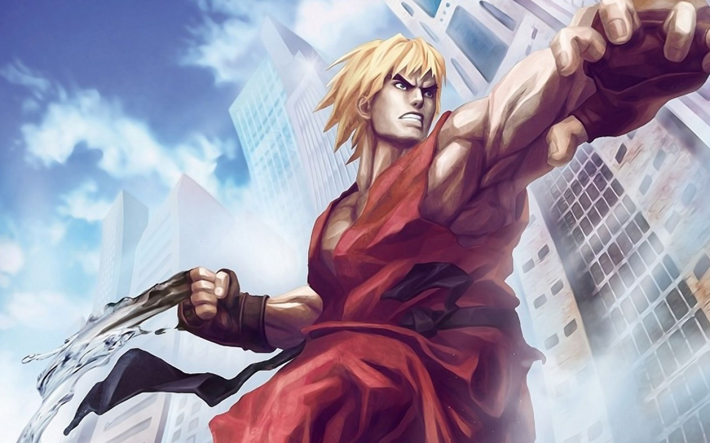Street Fighter HD & Widescreen Wallpaper 0.448389145807615