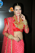 Preeti Rana Glamorous Photos in Ghagra Choli-thumbnail-14