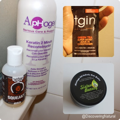 Natural Hair Products DiscoveringNatural