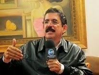 """""""Cinco años después del golpe, Honduras está peor que nunca"""" dice ex-presidente Zelaya"""
