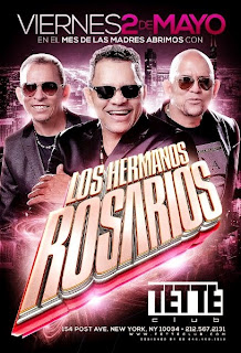 Los Hermanos Rosario - Tette - May 2, 2014