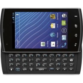 Kyocera KYC5155KIT - Rise Mobile Phone - Black (Sprint)