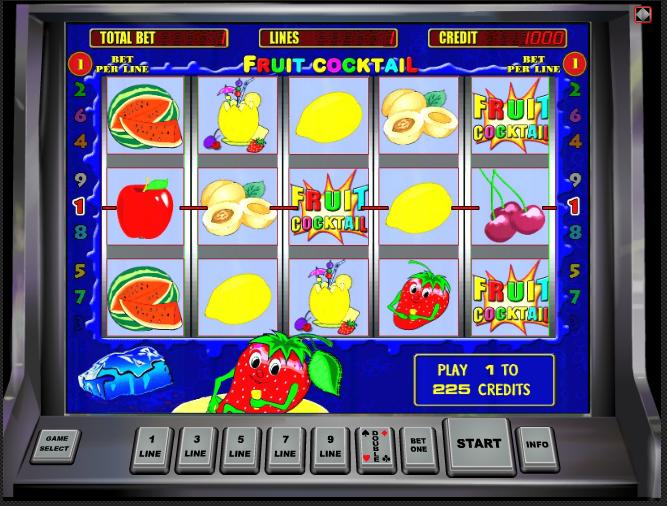 Игровые автоматы без регистрации клубничка