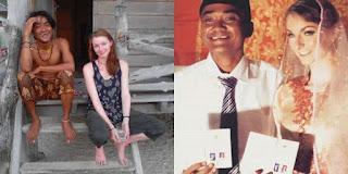 Kisah Pria Jelek Nikah Dengan Bule Cantik Yang gegerkan Sosial Media